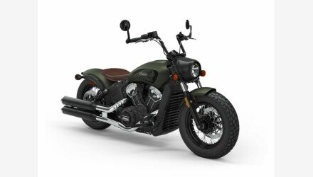 """2020 Indian Scout Bobber """"Authentic"""" ABS for sale 200931354"""