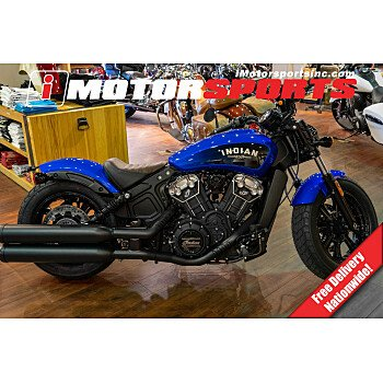 2020 Indian Scout Bobber ABS for sale 200934659