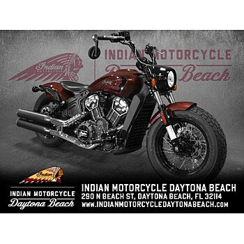 "2020 Indian Scout Bobber ""Authentic"" ABS for sale 200985569"