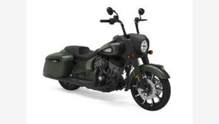 2020 Indian Springfield Dark Horse for sale 200825279