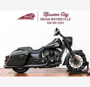 2020 Indian Springfield Dark Horse for sale 200867323
