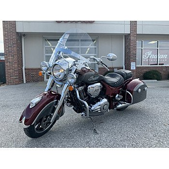 2020 Indian Springfield for sale 200869587