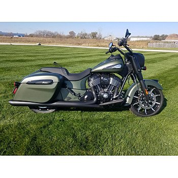 2020 Indian Springfield Dark Horse for sale 200914972