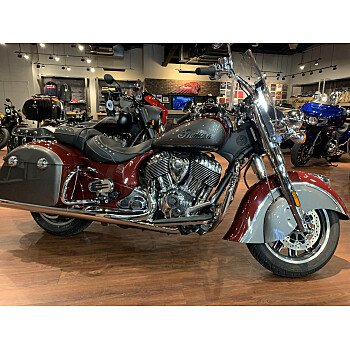 2020 Indian Springfield for sale 201103309
