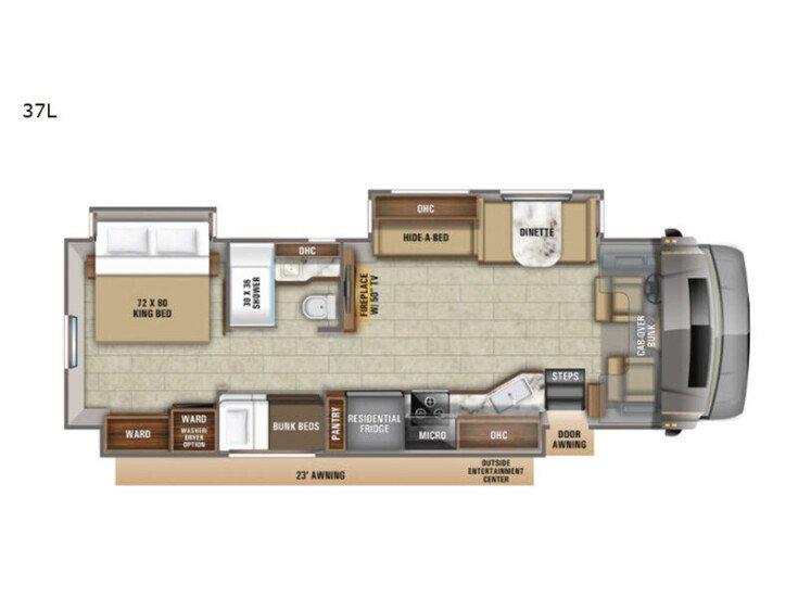 2020 JAYCO Seneca for sale 300320925