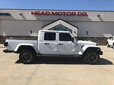 2020 Jeep Gladiator Overland for sale 101530484