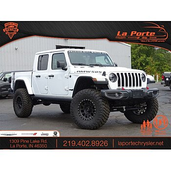 2020 Jeep Gladiator Rubicon for sale 101602095