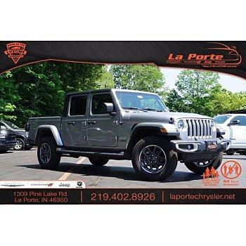 2020 Jeep Gladiator Overland for sale 101602107