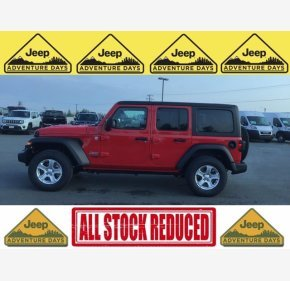 2020 Jeep Wrangler for sale 101186432
