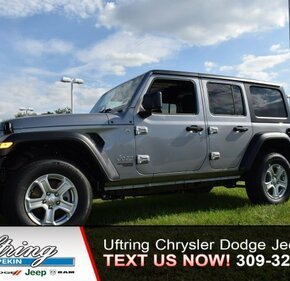 2020 Jeep Wrangler for sale 101213258