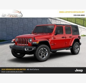2020 Jeep Wrangler for sale 101222702