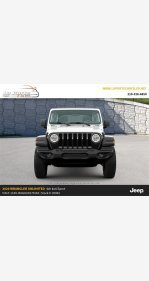 2020 Jeep Wrangler 4WD Unlimited Sport for sale 101227383