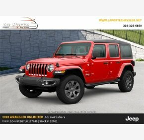 2020 Jeep Wrangler for sale 101227384