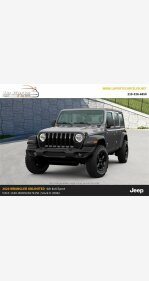 2020 Jeep Wrangler for sale 101227385