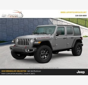 2020 Jeep Wrangler for sale 101229679