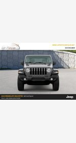 2020 Jeep Wrangler 4WD Unlimited Sport for sale 101239604