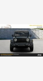 2020 Jeep Wrangler 4WD Unlimited Sport for sale 101245514