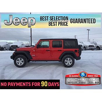 2020 Jeep Wrangler for sale 101248584