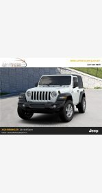 2020 Jeep Wrangler for sale 101249480