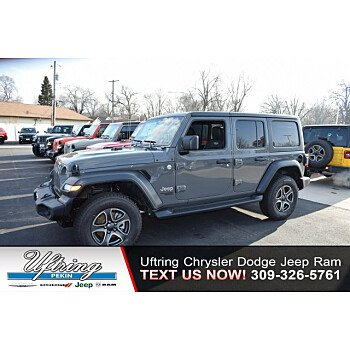 2020 Jeep Wrangler for sale 101250797
