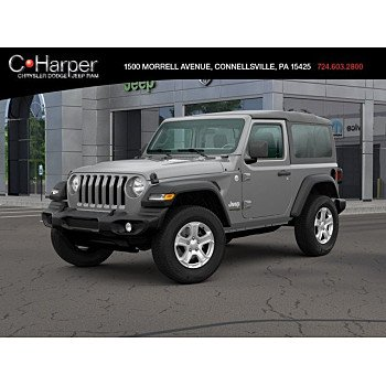 2020 Jeep Wrangler 4WD Sport for sale 101255845