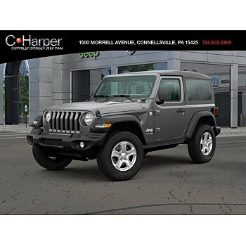 2020 Jeep Wrangler 4WD Sport for sale 101255848