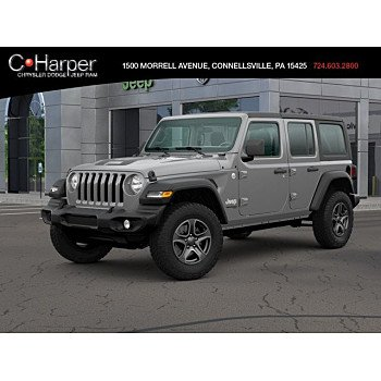 2020 Jeep Wrangler 4WD Unlimited Sport for sale 101255850