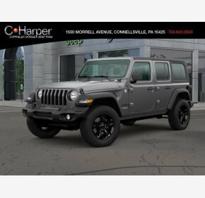 2020 Jeep Wrangler for sale 101255861