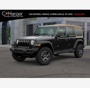 2020 Jeep Wrangler 4WD Unlimited Sport for sale 101255875