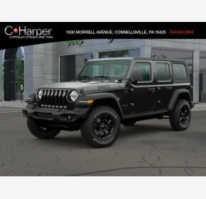 2020 Jeep Wrangler 4WD Unlimited Sport for sale 101255881