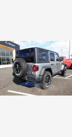 2020 Jeep Wrangler 4WD Unlimited Sport for sale 101255884