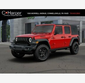 2020 Jeep Wrangler 4WD Unlimited Sport for sale 101255887
