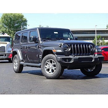 2020 Jeep Wrangler for sale 101256273
