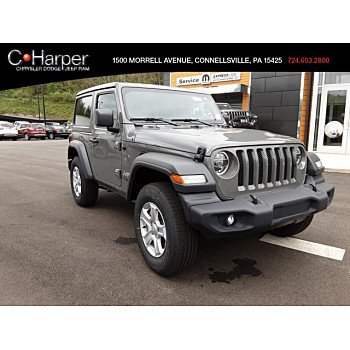2020 Jeep Wrangler for sale 101259998