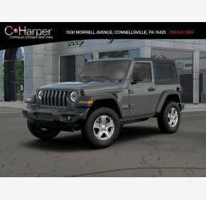 2020 Jeep Wrangler 4WD Sport for sale 101259998