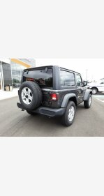 2020 Jeep Wrangler 4WD Sport for sale 101261219
