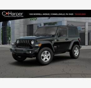 2020 Jeep Wrangler for sale 101261592