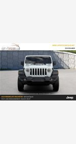 2020 Jeep Wrangler for sale 101261960