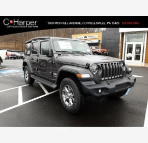 2020 Jeep Wrangler for sale 101264094