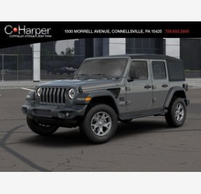 2020 Jeep Wrangler for sale 101266128