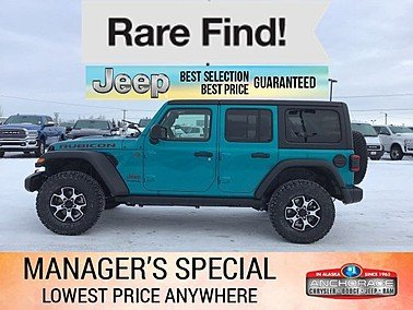 2020 Jeep Wrangler 4WD Unlimited Rubicon for sale 101277048