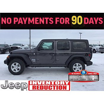 2020 Jeep Wrangler for sale 101279863