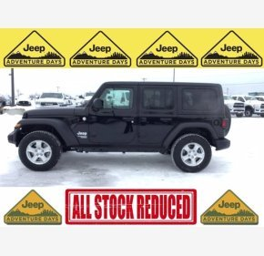 2020 Jeep Wrangler for sale 101281220