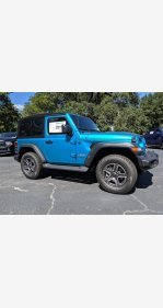 2020 Jeep Wrangler for sale 101282555