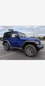 2020 Jeep Wrangler 4WD Sport for sale 101282562