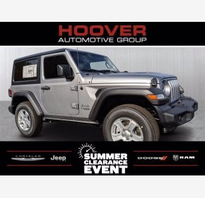 2020 Jeep Wrangler for sale 101282564