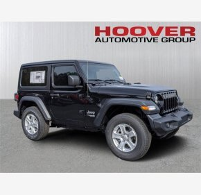 2020 Jeep Wrangler 4WD Sport for sale 101282595