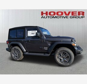 2020 Jeep Wrangler 4WD Sport for sale 101282600