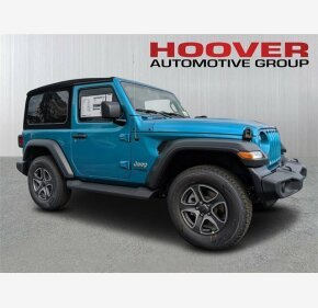 2020 Jeep Wrangler 4WD Sport for sale 101282605