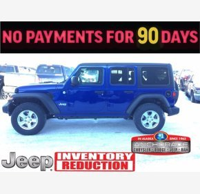 2020 Jeep Wrangler for sale 101283107